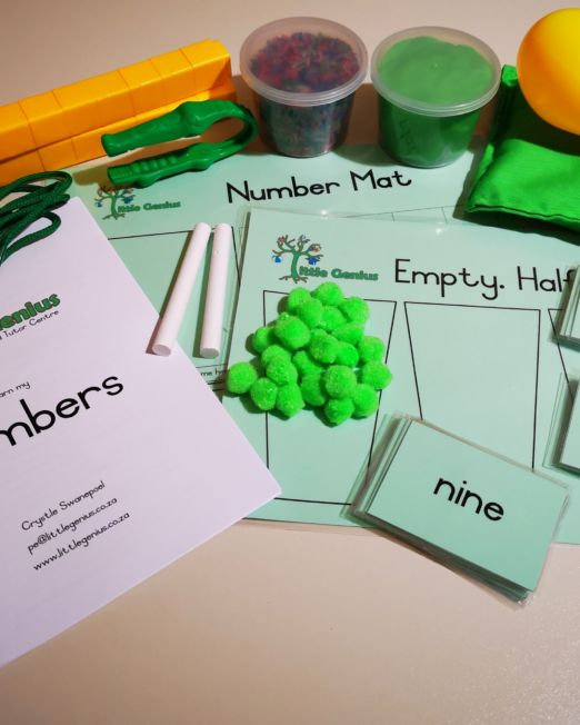 Little Genius Busy Box Learn my Numbers